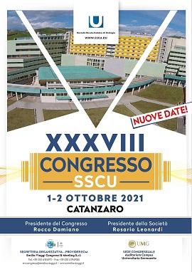 XXXVIII Congresso SSCU